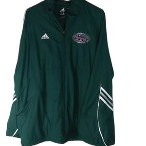 Adidas Track Running Jacket Mens size Large ...CLS